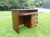 Rossmore Desk With Roll Out Table