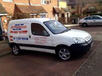 Valet can and trailer with equipment business