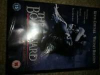 Bodyguard dvd still sealed