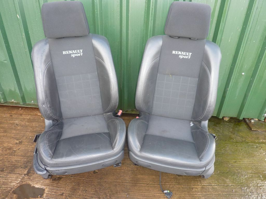Renault Megane 225 Sport Leather Amp Cloth Front Seats Rear