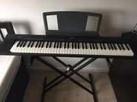 "YAMAHA NP-30 portable grand keyboards inc stand and power adapter ""excellent condition"""