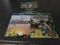 Xbox one complete minecraft downloads