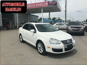 2010 Volkswagen Jetta Limited highline cuir toit mags air