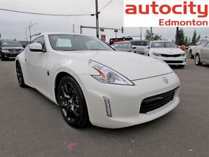 2017 Nissan 370Z Touring Hardtop Leather Loaded LOW KM!