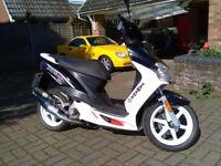 Yamaha Jog RR50 2010