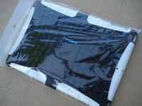 ipad 5 PROTECTIVE HOLDER ( NEW- IN SEE THROUGH SLEEVE)
