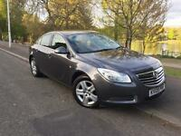 2009 Vauxhall Insignia 2.0CDTi Exclusiv Nav EcoFlex 160BHP - 6SPD - FSH - Sat Nav - DVD - AUX - PDC