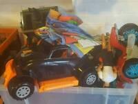 Action man joblot bundle toys
