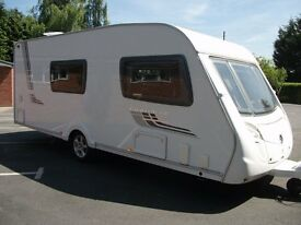 **QUALITY SWIFT CHALLENGER 530/4,4 BERTH,2009 CARAVAN, SUPERB CONDITION,BEEN SERVICED EVERY YEAR**