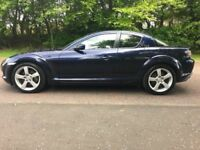 Mazda RX-8 1.3,192, 4 Door, Petrol, Manual, MOT 12 Months*, 4 stamps SERV HIST, REMARKABLE EXAMPLE