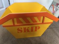 Next Toy Skip storage box