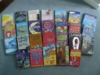 Good Collection of 25+ Children's Books VGC - Michael Morpurgo, Jacqueline Wilson etc