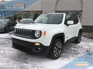 2015 Jeep Renegade North 4x4  - Temps froid - GPS - Dém