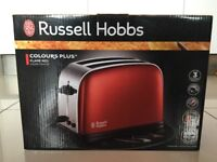Russell Hobbs Toaster - BRAND NEW