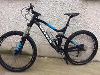 MINT 2015/16 vitus sommet mountain bike/ full suspension/ enduro/ mtb/ downhill