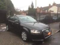 2009 Audi A3 1.9 TDI Sportback 5dr **ONLY 1 FORMER KEEPER FROM NEW** £30 A YEAR ROAD TAX ** BARGAIN