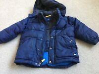 Gap coat Navy 4-5 years