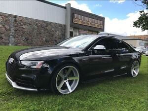 2013 Audi S5 PRESTIGE PKG. 6 SPEED MANUAL.NAVIGATION.REAR VIEW