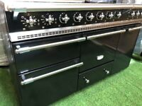Stunning Lacanche Chemin Range cooker Oven ALL Electric induction hob INC VAT