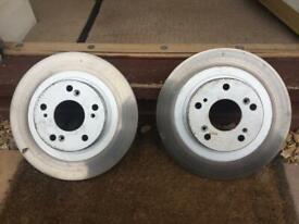 Honda Civic , Crv, front brake discs 282mm