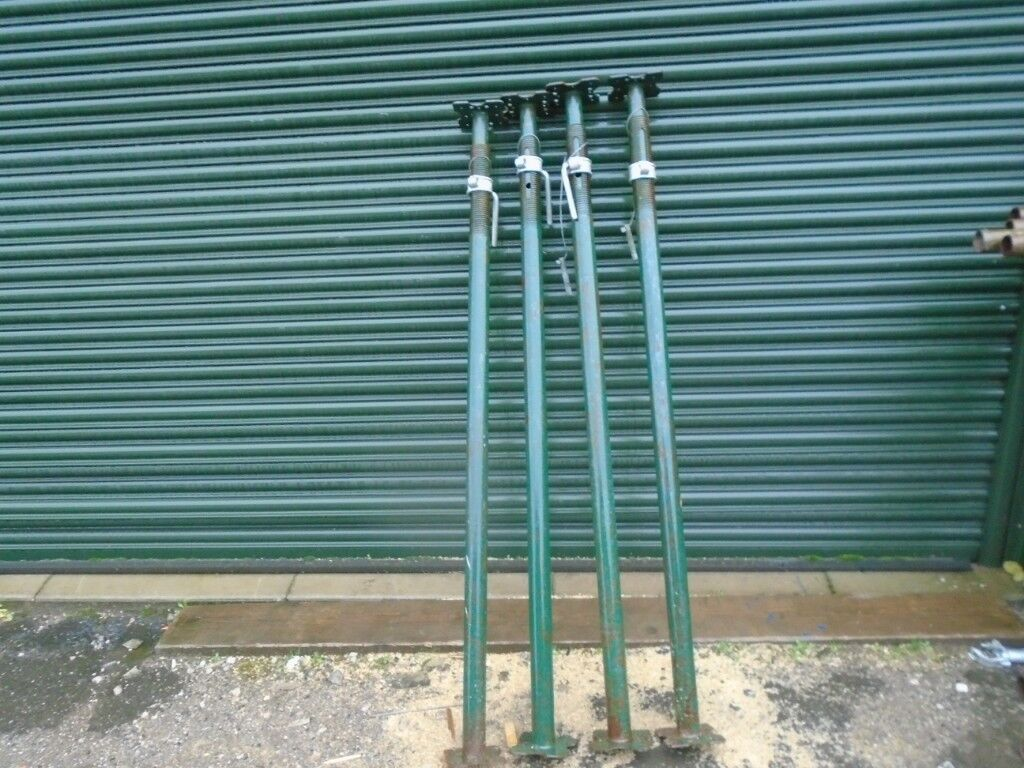 Acrow Props Heavy Duty Size 2 In Heywood Manchester