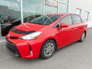 2015 Toyota Prius v **AUTOMATIQUE**CUIR**GPS/NAVIGATION**BLUETOO