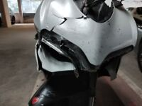 Ducati 899 Panigale-Front End Damage