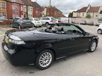 SAAB CONVERTIBLE BLACK* ELECTRIC OPERATED ROOF BLACK TOP ROOF