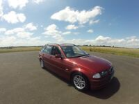 BMW 320D, 2L Diesel, Estate