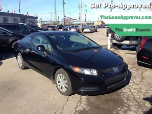 2012 Honda Civic LX (A5) * CAR LOANS THAT FIT YOUR BUDGET London Ontario image 1