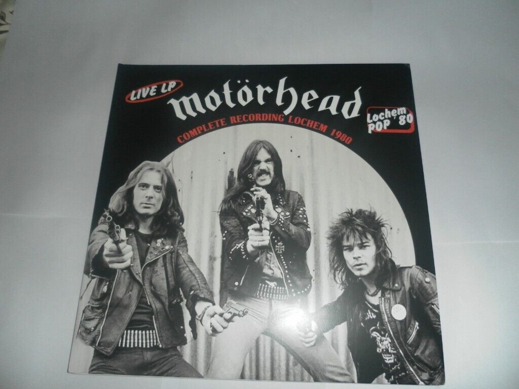 Motorhead live lochem 1980 full concert | in Thirsk, North Yorkshire |  Gumtree