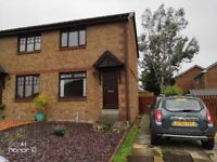 3 Bedroom Modern Unfurnished House with Large Garden, Driveway and Workshop