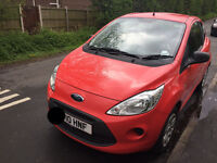Lovely little car needs a new home. 2010 Ford KA with full service history and only 39000 miles.