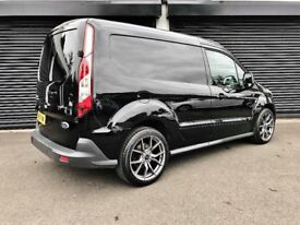 2015 FORD TRANSIT CONNECT 200 LIMITED NOT CUSTOM TRAFIC VIVARO BERLINGO PARTNER VW CADDY AUDI BMW Q5