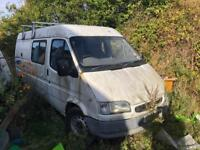 Ford Transit Smiley Breaking for Spares