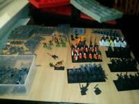 Dark elf army. Warhammer age of sigma.