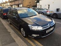 CITROEN C5 VTR+ DIESEL 2.0 2008(58) ESTATE 1 FORMER OWNER 2 KEYS JUST SERVICED CLEAN CAR HPI CLEAR