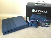 Xbox ONE Forza 6 Limited Collectors Edition Console Boxed Immaculate Condition RRP £500 + 3 Games