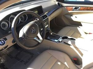 2012 Mercedes-Benz C-Class C250 | 1.8L COUPE | BEIGE LEATHER | N Kitchener / Waterloo Kitchener Area image 12