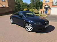 2003 Audi TT 180 bhp*Rare LPG Converted*Quattro*BOSE*Full Leather*Full MOT*Serviced*VGC*