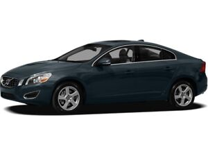 2012 Volvo S60 T6 Loaded Sunrood, Leather, New Tires AWD Turbo