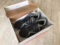 Trainers MTB JENGO 5 Sport Neutral Lace Up - Black /Silver/Steel Size 9 UK