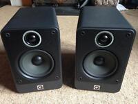 Q acoustics 2020i speakers