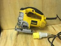Dewalt Jigsaw 110volt excellent condition fraction of the cost new