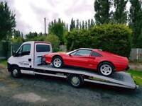 Vehicle Collection and Delivery classic cars