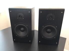 KAM Stereo Hifi Speakers - KAM Soundpack 1