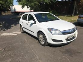 2008 VAUXHALL ASTRA SPECIAL CDTI 1.3L DIESEL FOR SALE