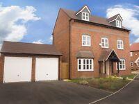 (NEW HOME) FOR SALE: Pasture Lane , Wheatley Fields, Ruddington, NG11 6AF