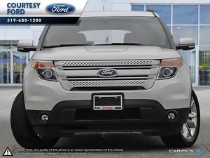 2014 Ford Explorer Limited London Ontario image 2