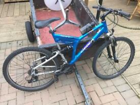 Orbea feelin mountain bike